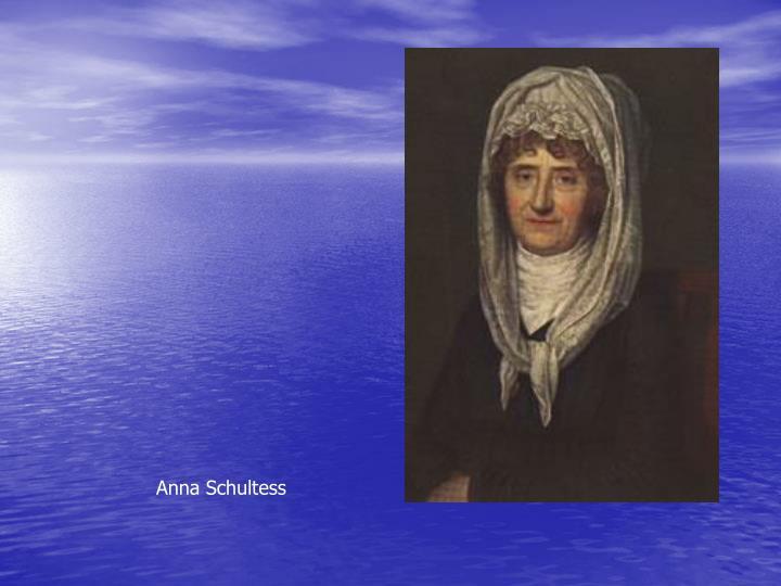 Anna Schultess