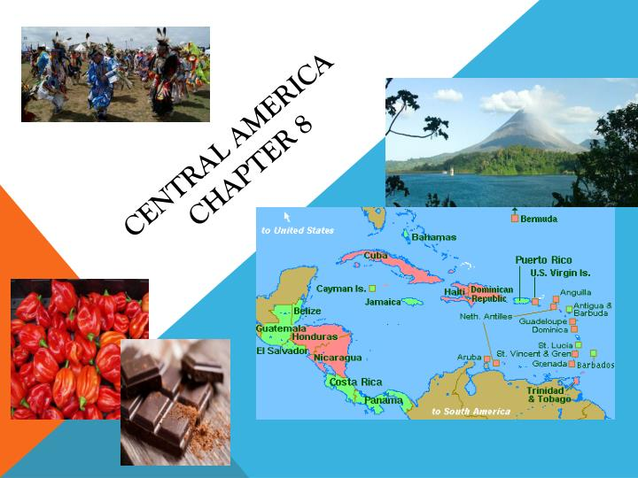 central america chapter 8 n.