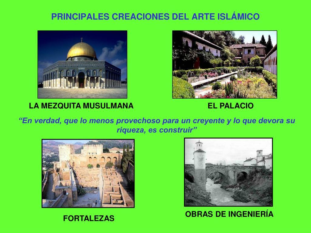 Ppt El Arte Islámico Powerpoint Presentation Free Download Id 5785492