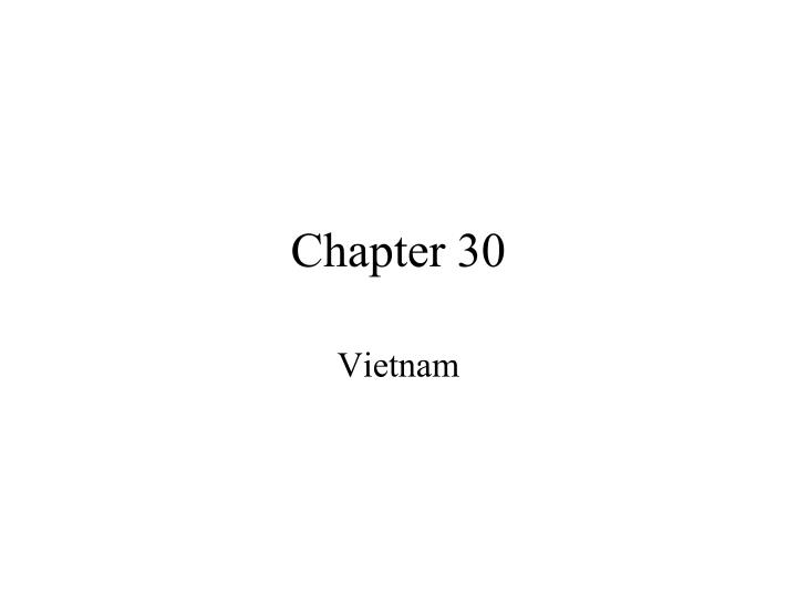 chapter 30 n.