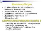 lernstandserhebung klasse 8