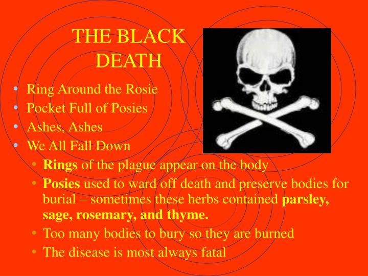 ring around the rosie disease