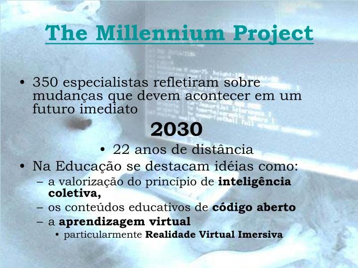 The Millennium Project