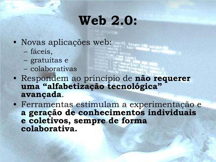 Web 2.0: