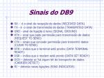 sinais do db9