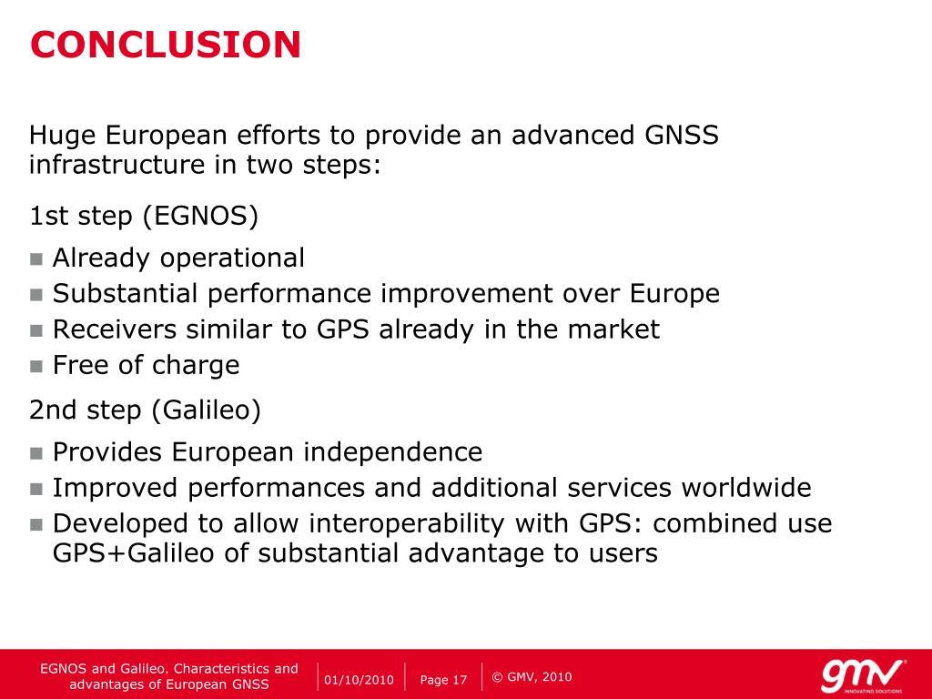PPT - European GNSS PowerPoint Presentation - ID:5786584