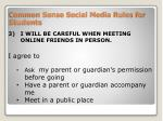 common sense social media rules for students3