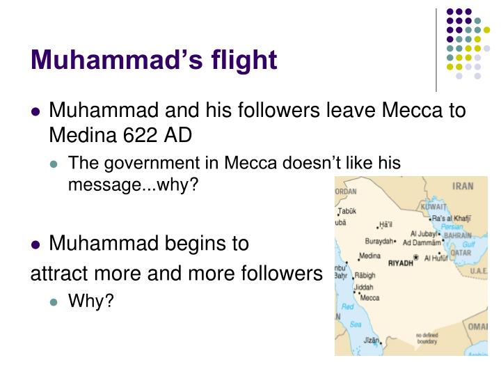 Muhammad's flight