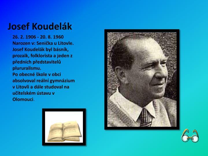 Josef Koudelák