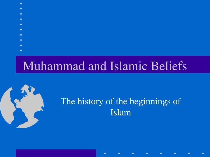 muhammad and islamic beliefs n.