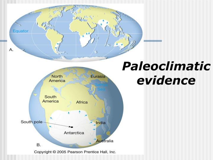 Paleoclimatic
