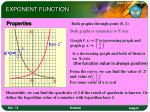 exponent function3