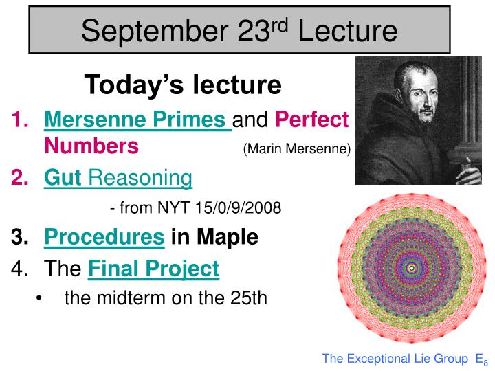 september 23 rd lecture n.