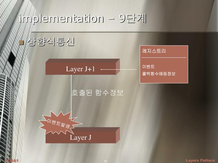 implementation – 9