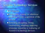 assistive technology services1
