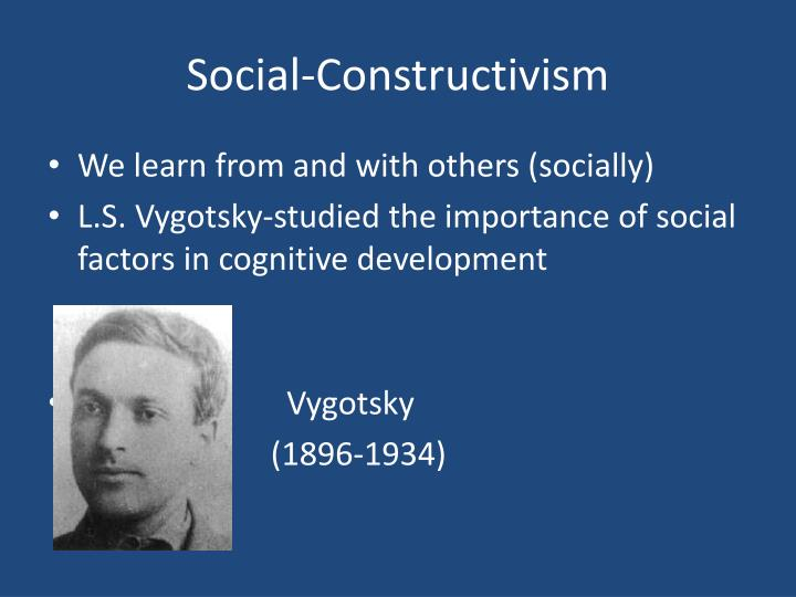 lev vygotsky social development theory amccleary essay Vygotsky's also theorized that full cognitive development required social interaction his theory sited that learning is limited to a time span which he called zone of proximal devel- opment or zpd.