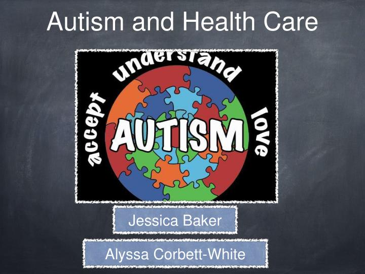 autism and health care n.