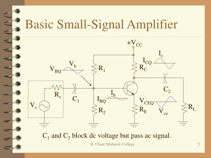 Basic Small-Signal Amplifier