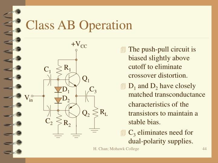 Class AB Operation