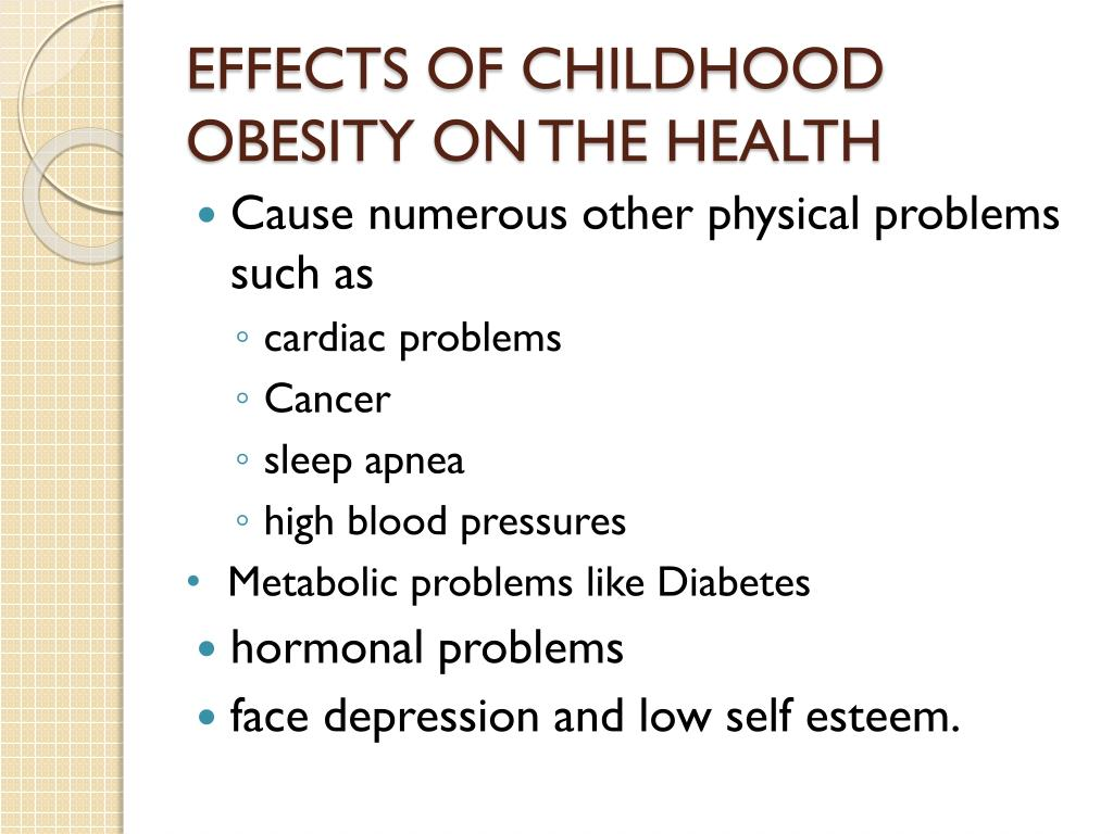 Ppt Child Obesity Powerpoint Presentation Free Download Id 5789701