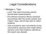 legal considerations1