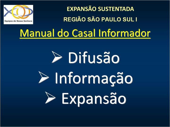 Manual do Casal Informador