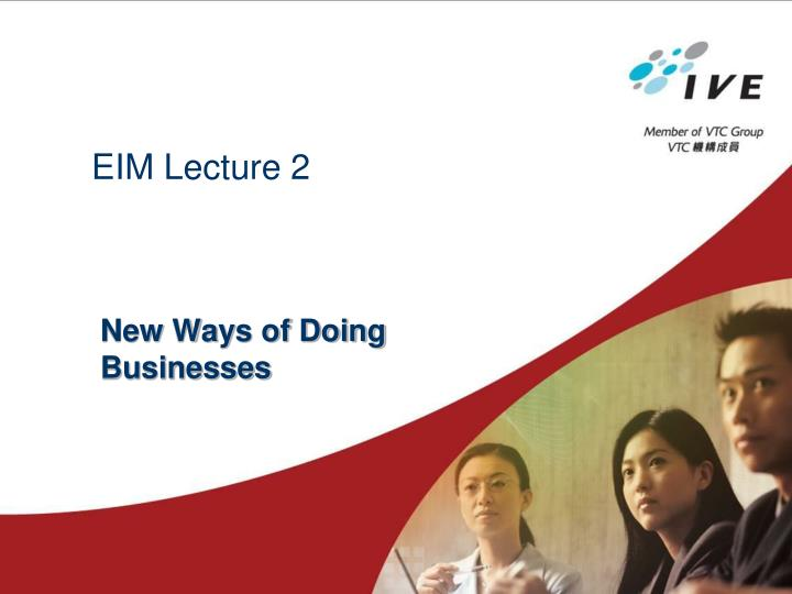 eim lecture 2 n.