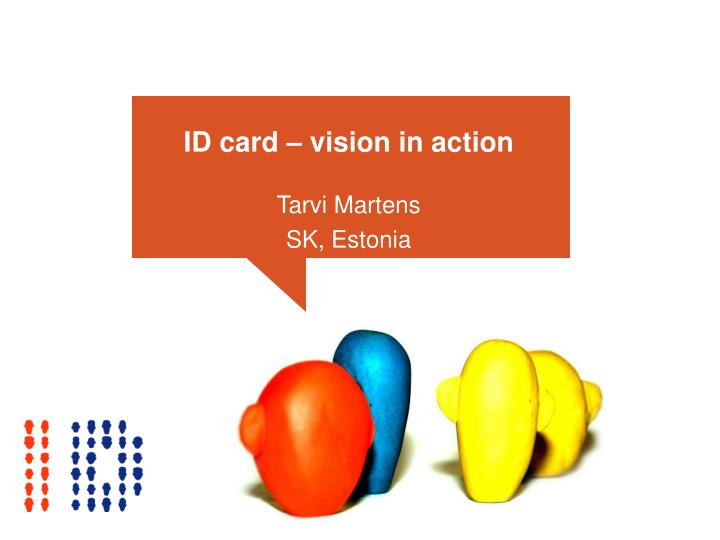 id card vision in action n.