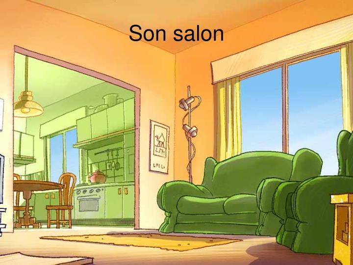 Son salon