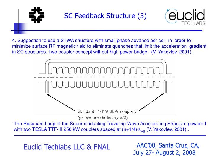 SC Feedback Structure (3)