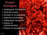 project pathogens