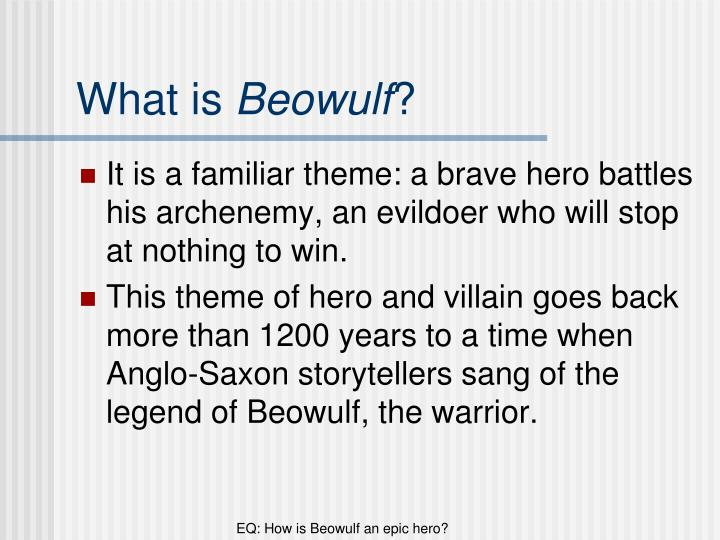was beowulf also a good king essay Beowulf is a good king because he does not hesitate to defend his kingdom and his people when they are under threat although he is followed by his warriors, he does not force them into harm's way, and instead, he takes full responsibility for dealing with the impending threat he is also generous.