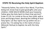 steps to receiving the holy spirit baptism5