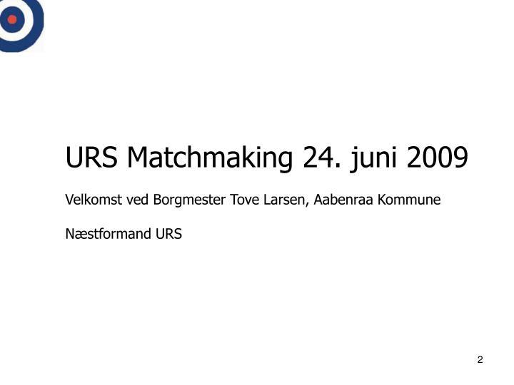 matchmaking algoritme eksempel