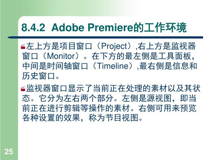 8.4.2  Adobe Premiere