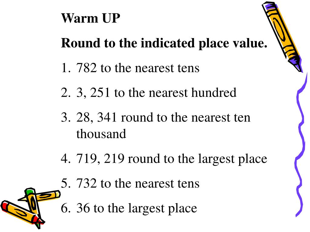 Place Value And Patterns Lesson 11 Awesome Decorating
