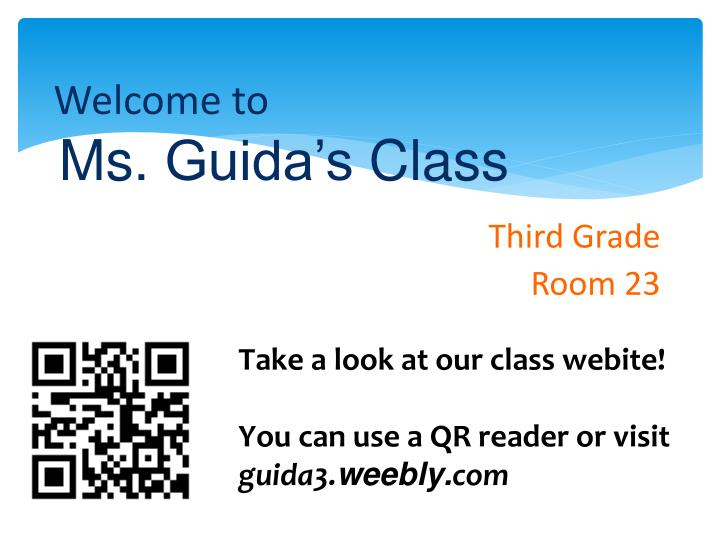 welcome to m s guida s class n.