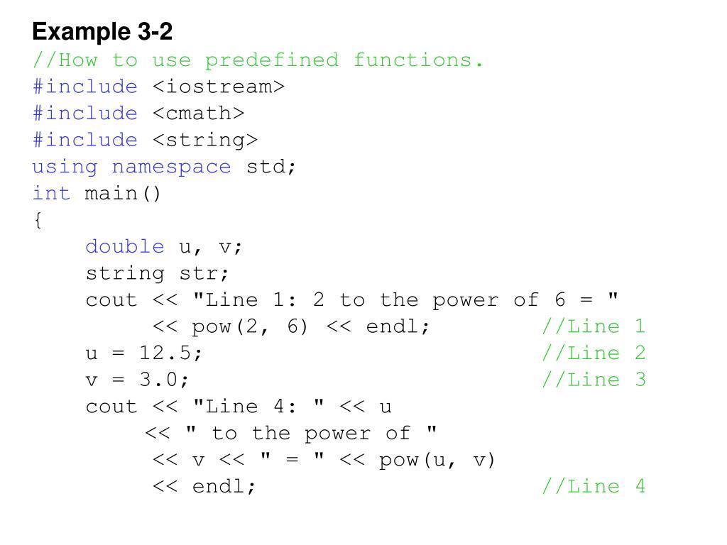 PPT - C++ Programming: Program Design Including Data