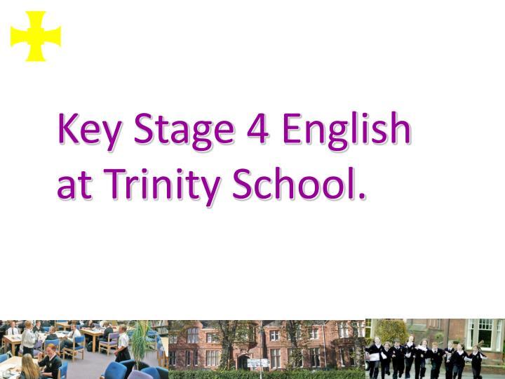 Key Stage