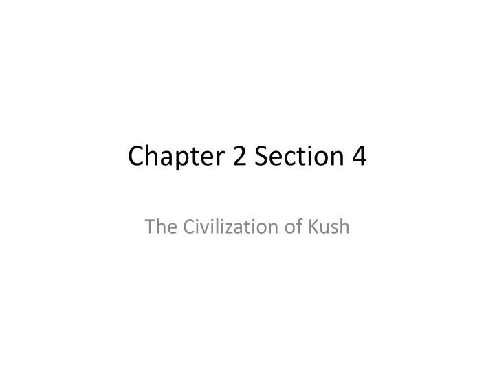 chapter 2 section 4 n.