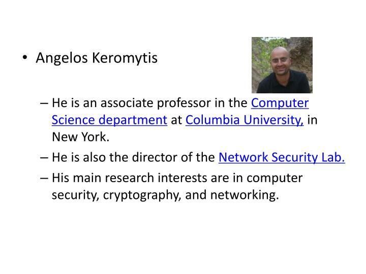 Angelos Keromytis