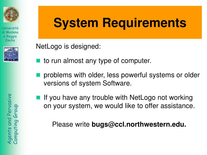 system requirements n.