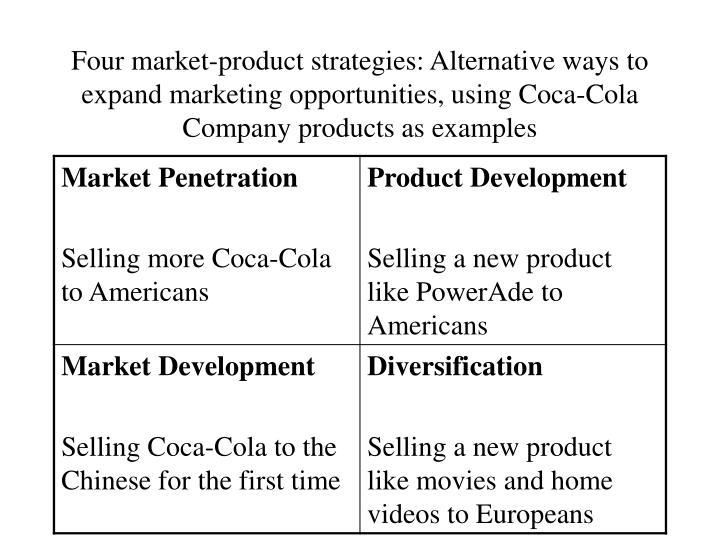 market penetration of coca cola