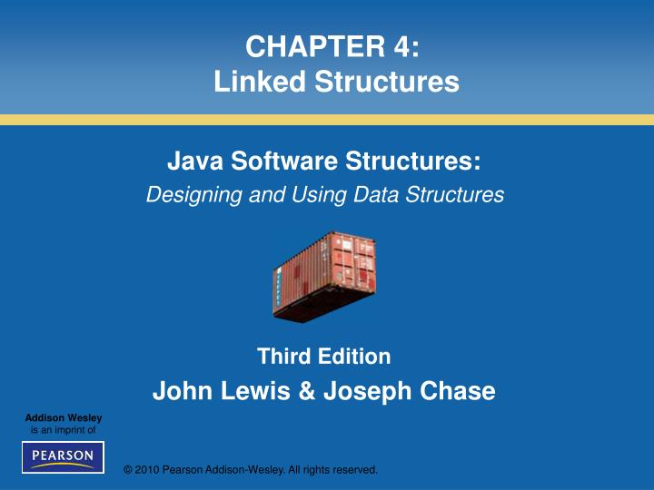 chapter 4 linked structures n.