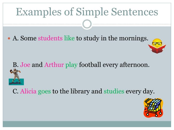 example thesis sentence