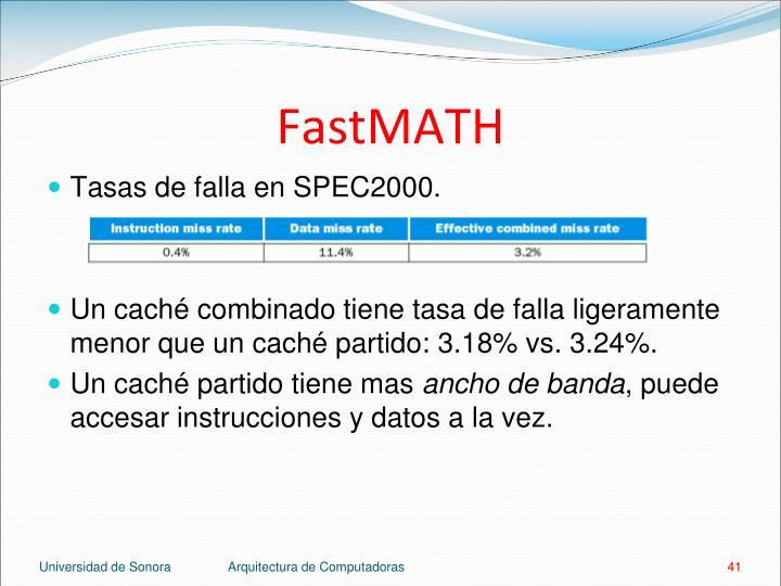 FastMATH