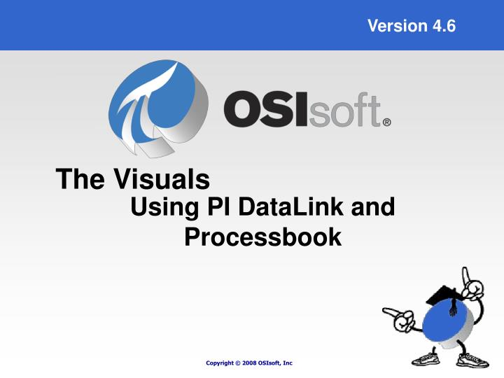 using pi datalink and processbook n.