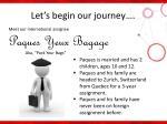 let s begin our journey