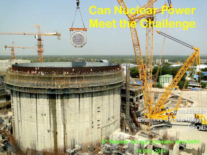 can nuclear power meet the challenge n.