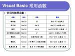 visual basic2